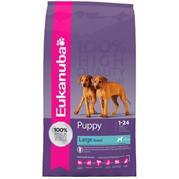 eukanuba perros puppy large breed alimento para perro mendoza balanceados mendoza
