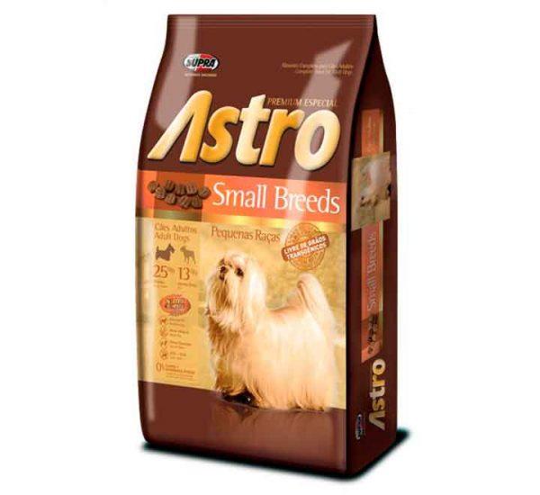 Alimento Astro Perros Adultros Razas Pequenas