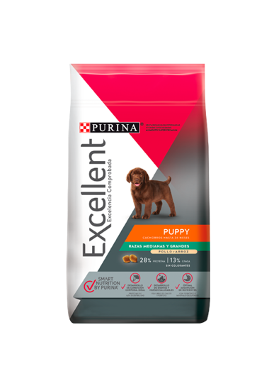 Purina Excellent Puppy RG