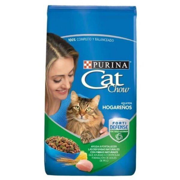 cat chow hogar