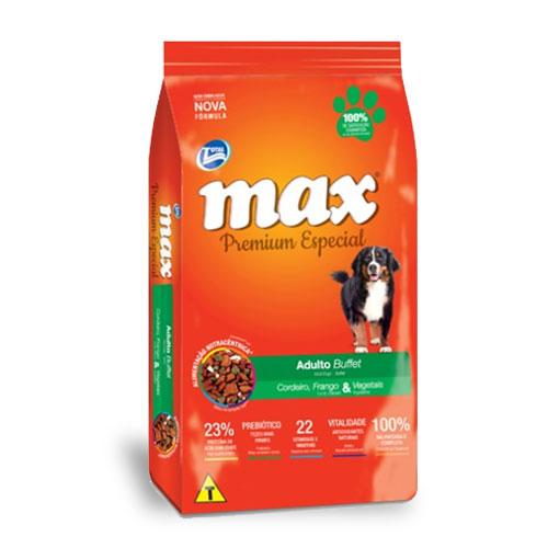 max premium especial