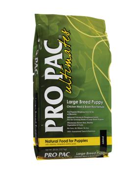 pro pac puppy large