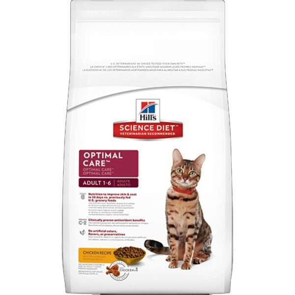 hills Adult Optimal Care™ Dry A 600x600 1