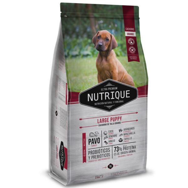nutrique large puppy