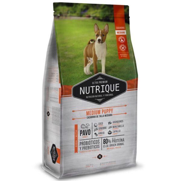 nutrique medium puppy