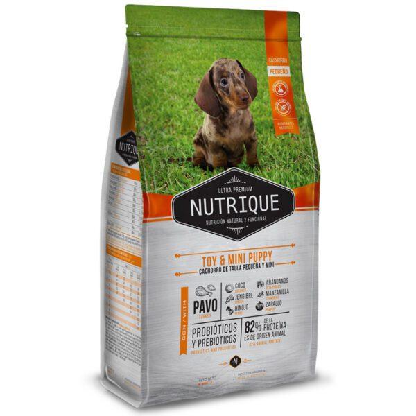 nutrique mini puppy
