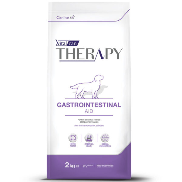 therapy canine gastrointestinal