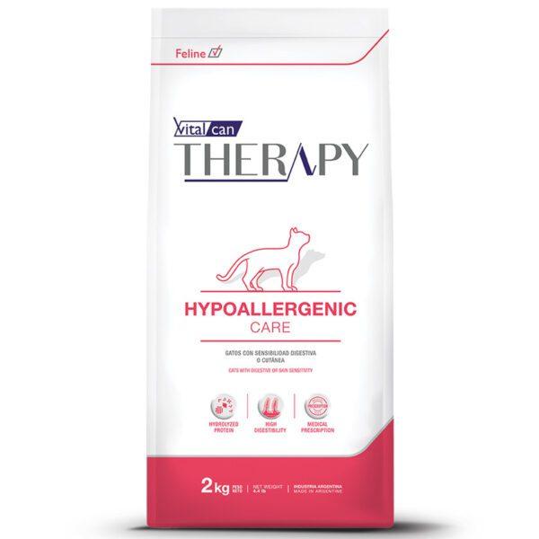 therapy feline hipoalergenic
